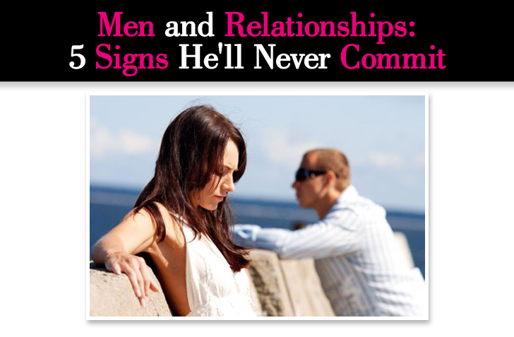 what makes a man want to commit relationship
