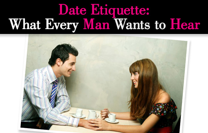 5 Basics of Modern Dating Etiquette