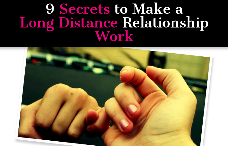 how to make an international long distance relationship work