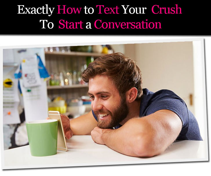 How to start the conversation online dating